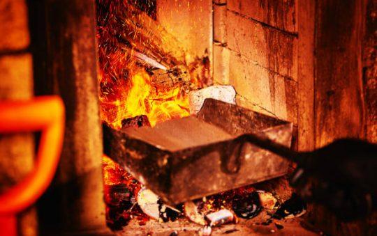 Que faire des cendres d'un poêle à granulés ?